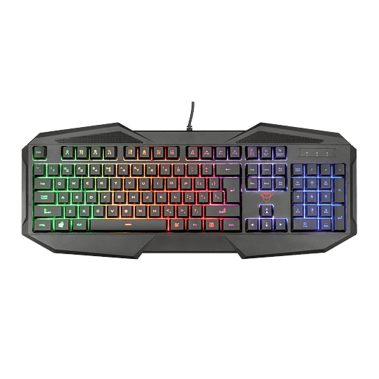 Pack Gaming GXT1180RW Teclado+Mouse+Pad+Audífono - Image 3