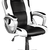 Silla gaming XT705W RYON color blanco