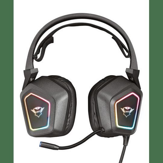 Audífono GXT450 BLIZZ 7.1 RGB Headset - Image 2