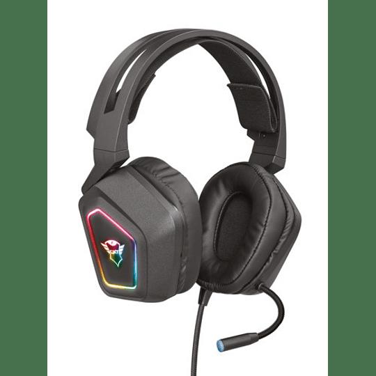 Audífono GXT450 BLIZZ 7.1 RGB Headset - Image 3