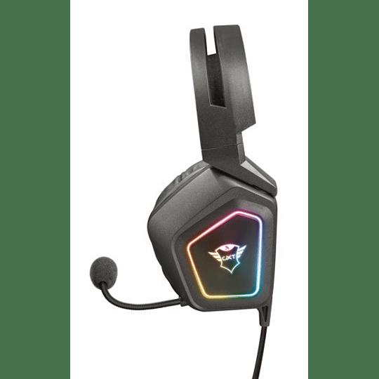Audífono GXT450 BLIZZ 7.1 RGB Headset - Image 4