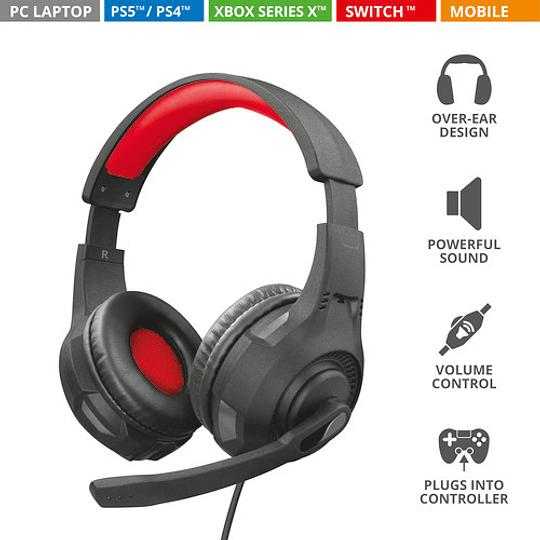 Audífono GXT307 RAVU Headset - Image 2