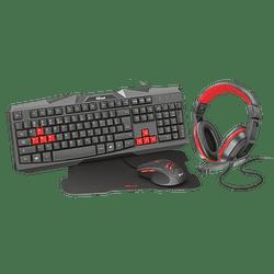 Pack Gaming ZIVA 4-IN-1 Gaming Bundle es