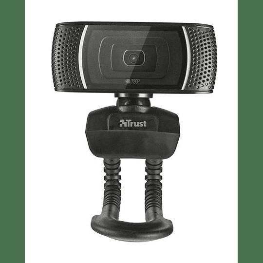 WEBCAM con micrófono TRUST TRINO - Image 2