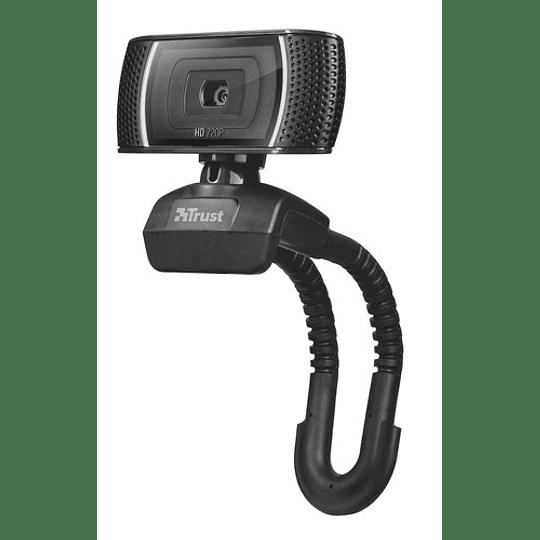 WEBCAM con micrófono TRUST TRINO - Image 3