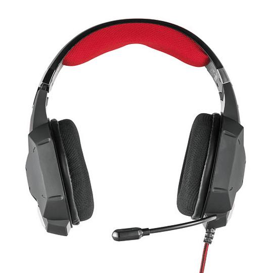 Audífonos GXT 322  Carus Dynamic Headset - Negro - Image 2
