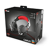Audífonos GXT 322  Carus Dynamic Headset - Negro