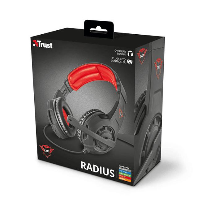 Audífonos GXT 310 Radius Gaming Headset