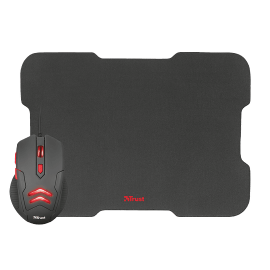 Pack ZIVA GAMING MOUSE & PAD - Image 2