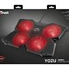Base refrigerante para Notebook GXT 278 YOZU