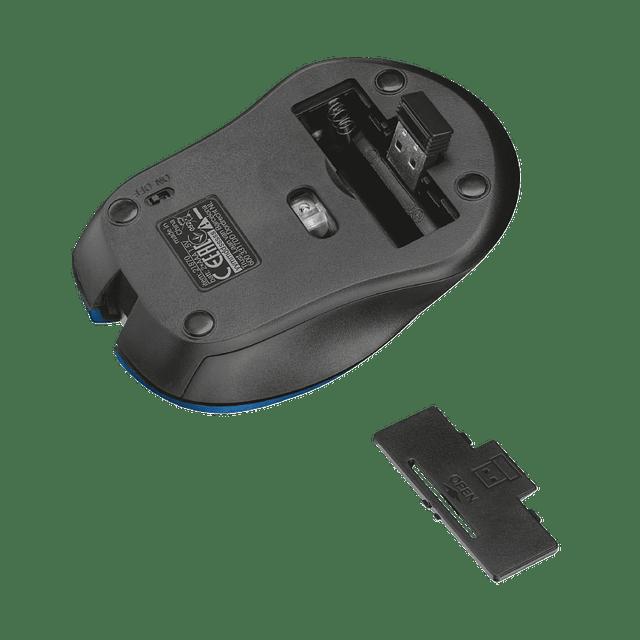 Ratón óptico silencioso MYDO Azul