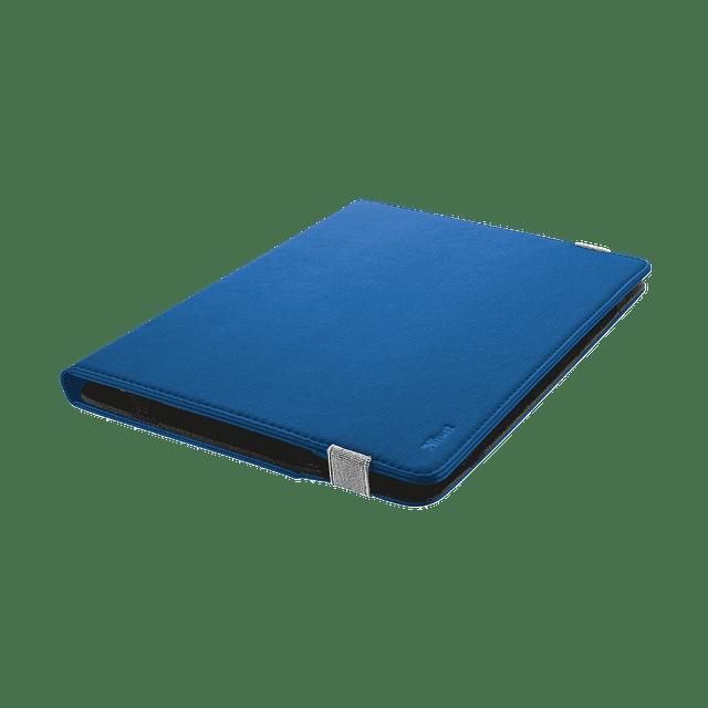 "Estuche universal Primo Folio Case 10"" Azul"