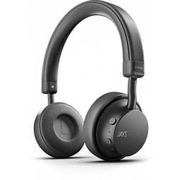 AUDIFONOS JAYS ON EAR A SEVEN | Negro