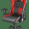 Silla gaming GXT707R RESTO color rojo