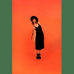 MARCELLA DRESS black