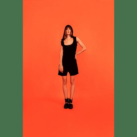 HAKA SHORTS JUMSPUIT black