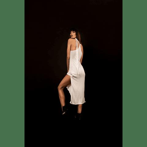 MARCELLA DRESS white