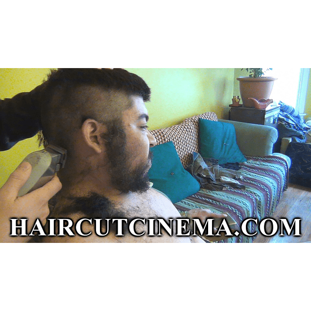 Heavy Metal Haircut Party