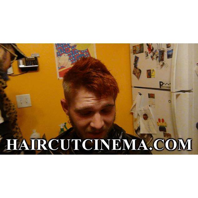 Kitchen Cuts (Home Haircut Series)