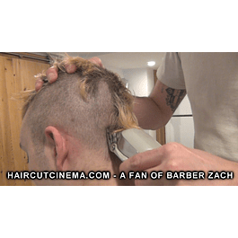For Fan of Barber Zach