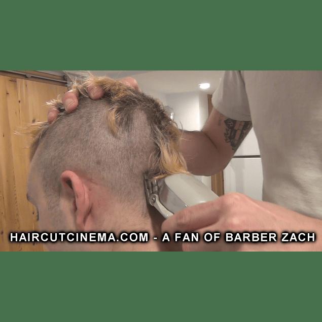 For Fan of Barber Zach