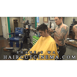 HaircutCinema.com - Shane's Way