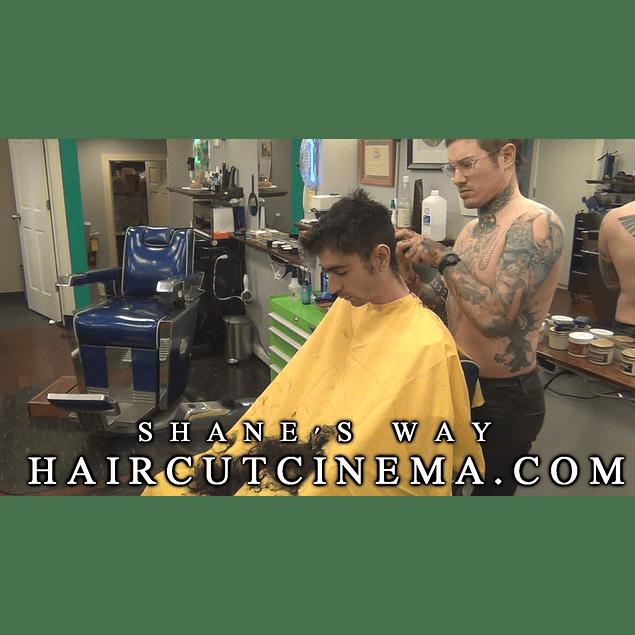 HaircutCinema.com - Shane's Way