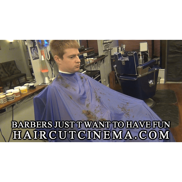 Barbers Just Want To Have Fun