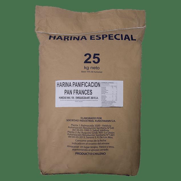 Harina Especial Pan Francés 25 kg