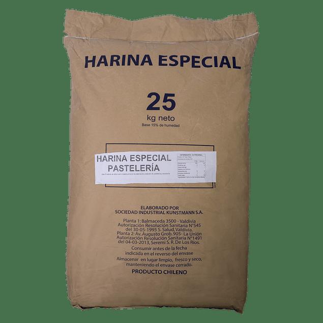 Harina Especial Pastelería 25 kg Papel