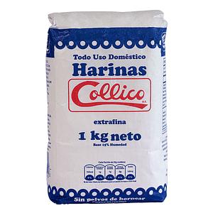 Harina TUD 1 Kg Papel