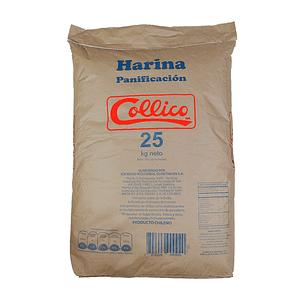 Harina Panificación25 Kg Papel