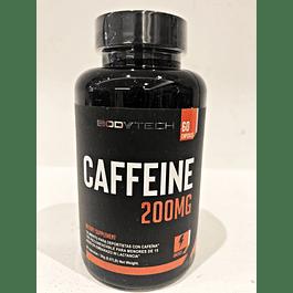 Cafeina 200mg Bodytech