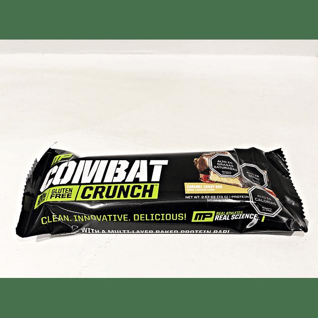 Barra de Proteina Combat Crunch Musclepharm