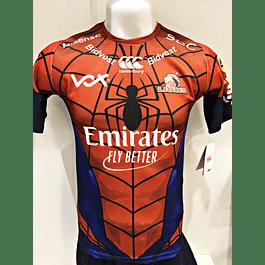 Camiseta Lions Marvel Spiderman 2019 Canterbury