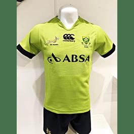 Camiseta Springboks Entrenamiento Canterbury