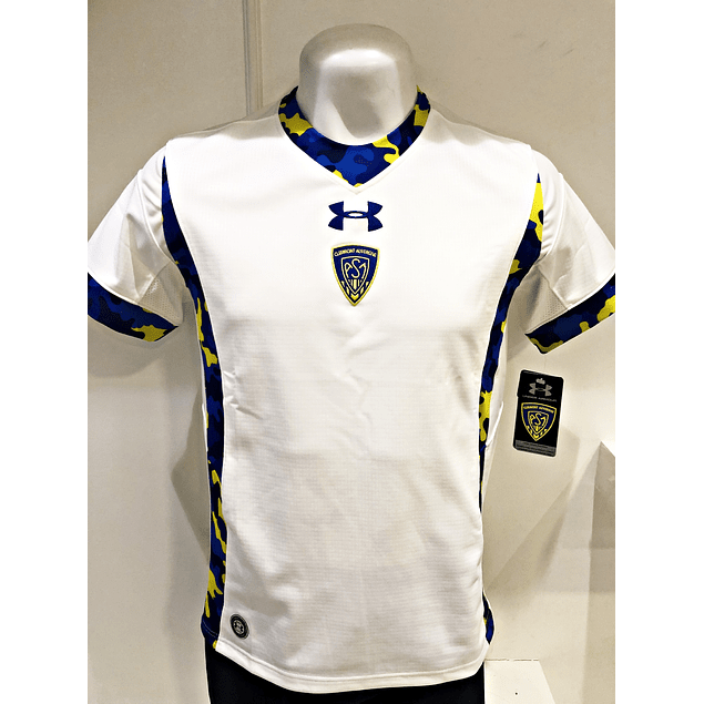Camiseta Clermont Suplente Under Armour