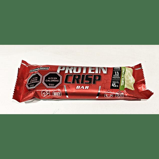Barra de Proteina Crisp Integral Medica