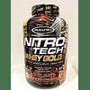 Proteina Nitrotech 100% Whey Gold 5,5lb Muscletech