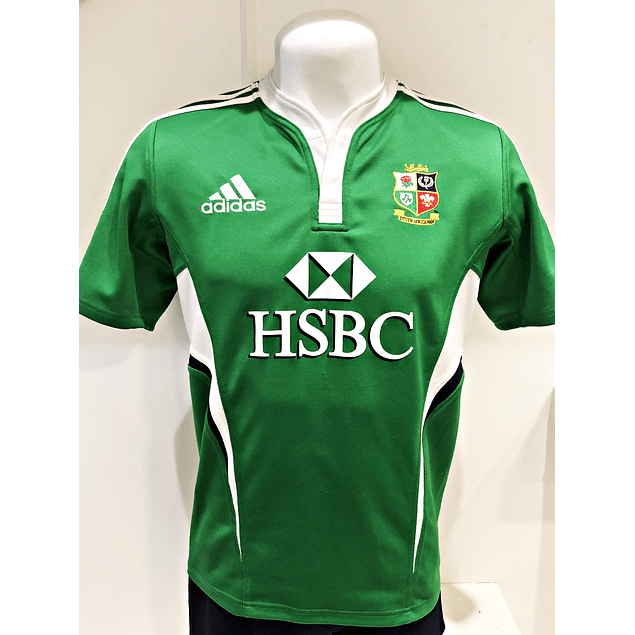 Camiseta British & Irish Lions South Africa 2009 Adidas