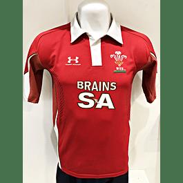 Camiseta Gales 2010 Under Armour