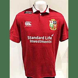 Camiseta Britihs & Irish Lions Classic Canterbury Tour 2017 Canterbury