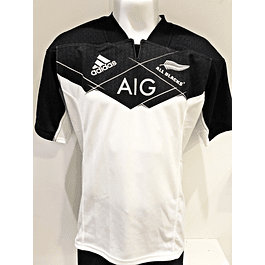 Camiseta All Blacks Suplente Adidas