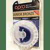 Protector Bucal Junior Bronze Opro