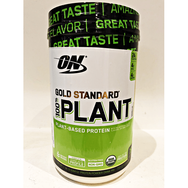 Proteina Vegana Gold Standard 1,51lb On