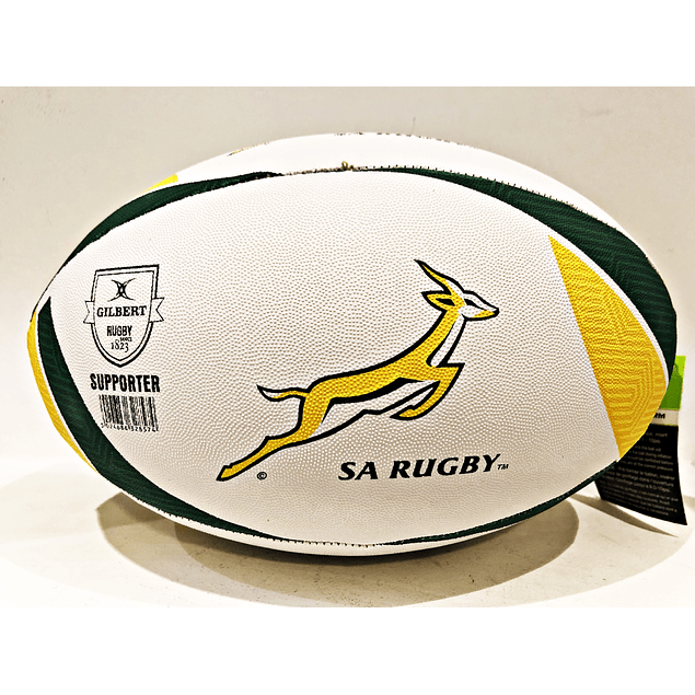 Balon Springboks Supporters Gilbert