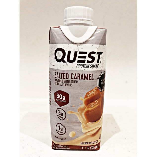 Protein Shake 325ml Quest