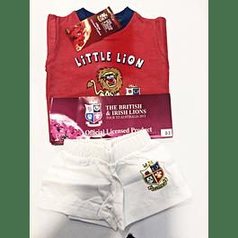Kit Pijama British & Irish Lions