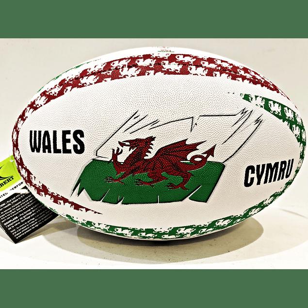 Balon Gales Anthem Gilbert