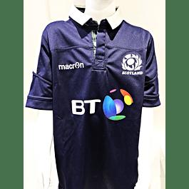 Camiseta Escocia Macron